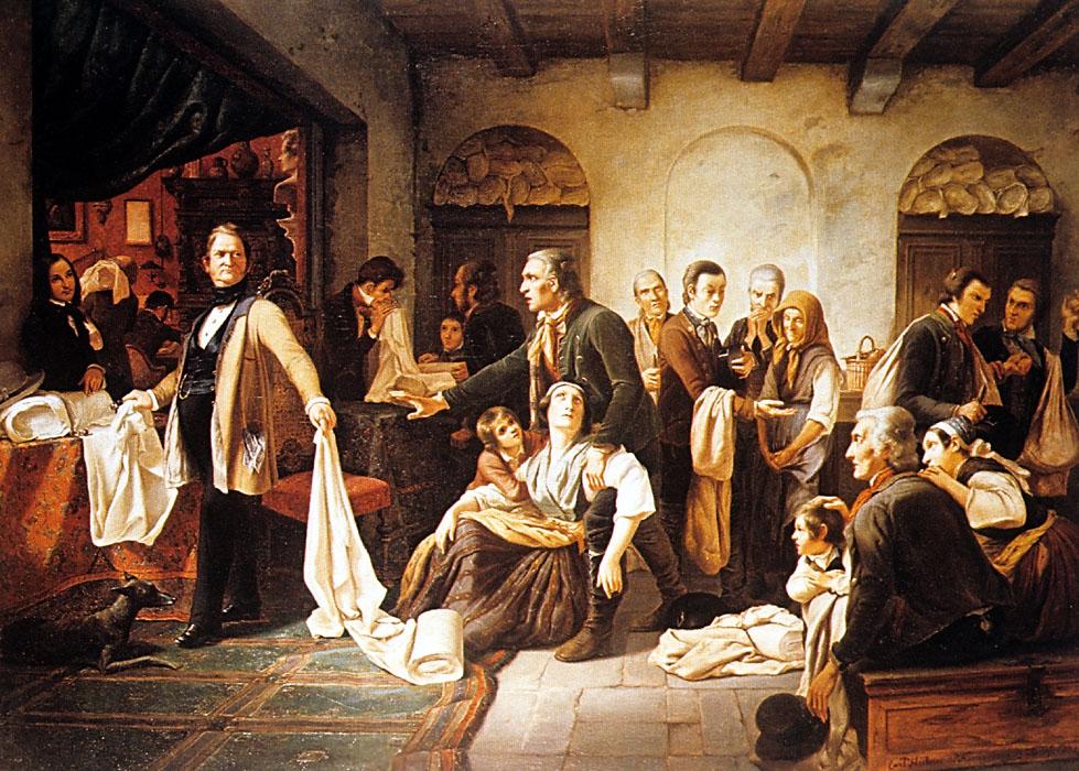 Hubner-Silesian Weavers (1844)