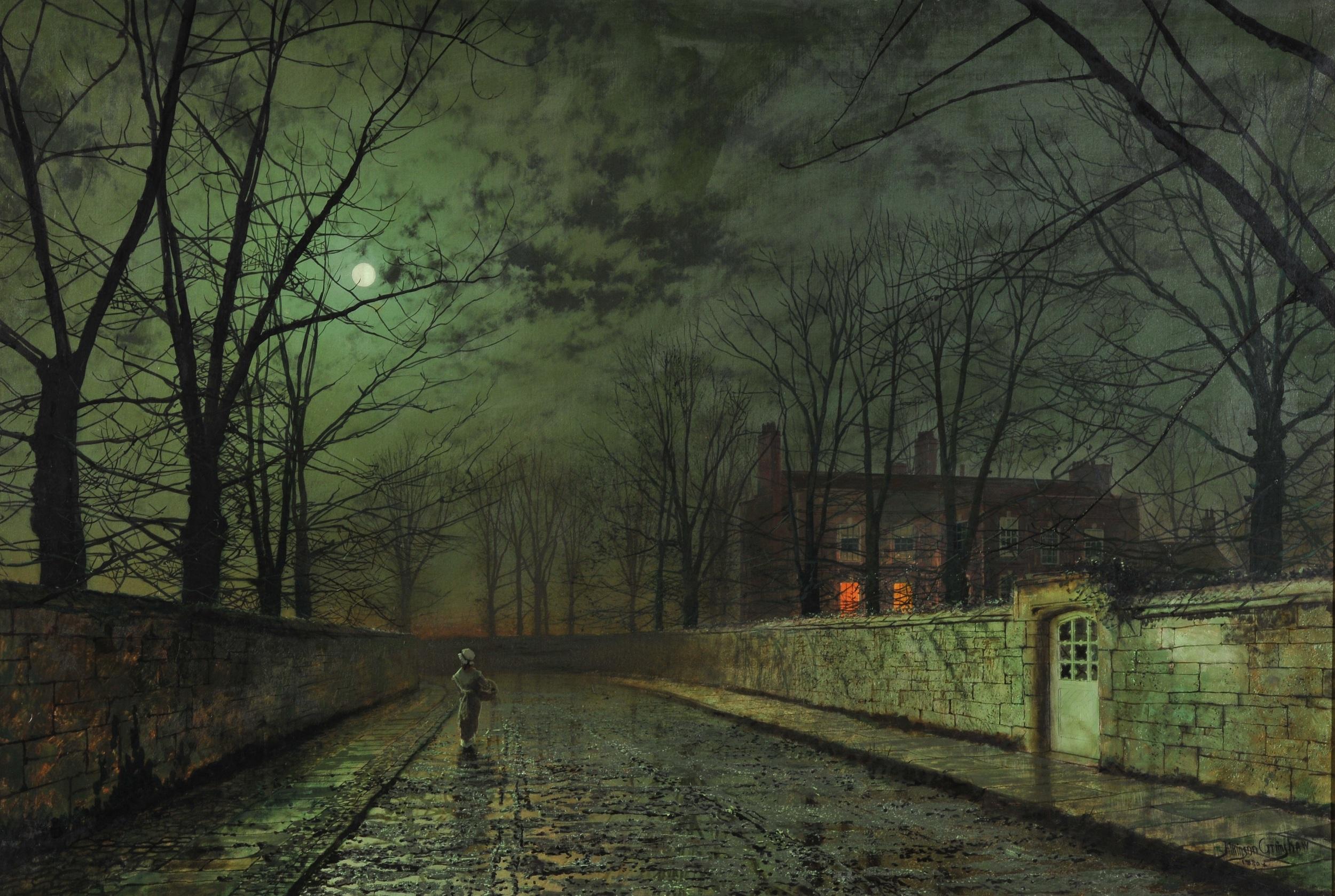 John-Atkinson-Grimshaw_alley