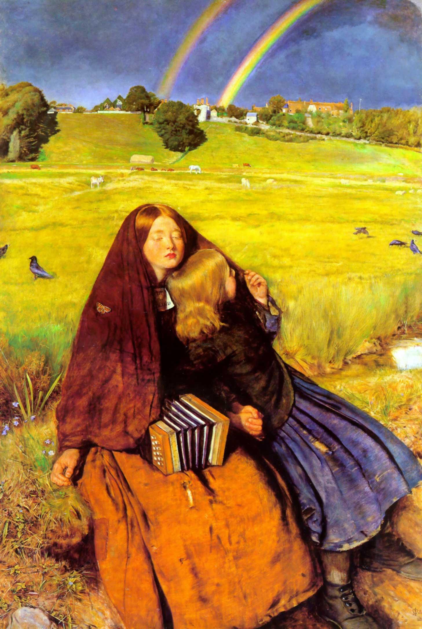 The_Blind_Girl_Millais