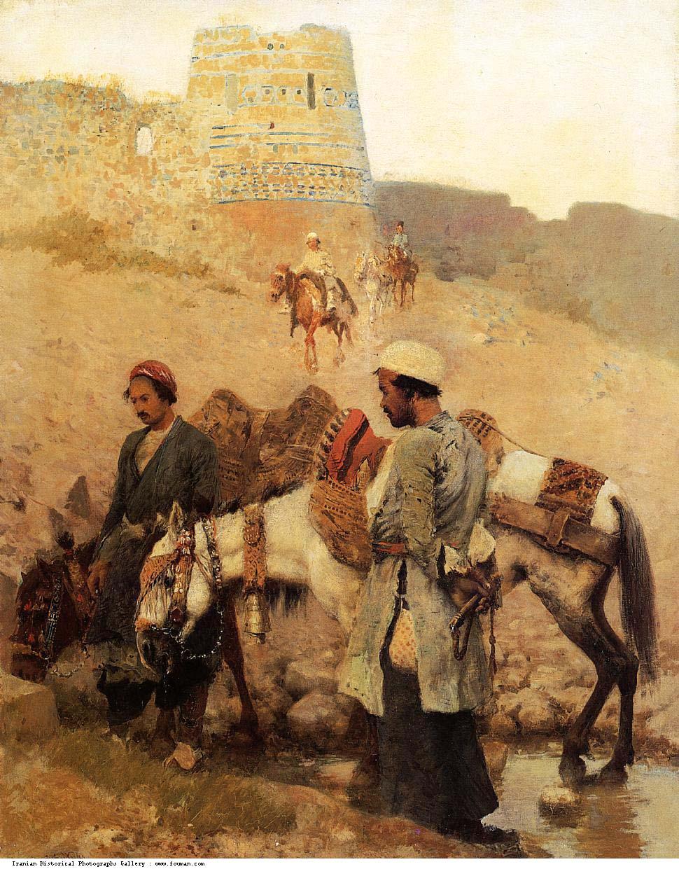 Traveling_Persia_1895_Edwin_Lord_Weeks