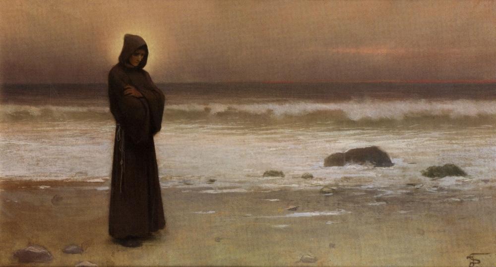 jakub-schikaneder-kontempletace-1893