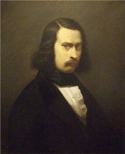 self-portrait-1841_millet