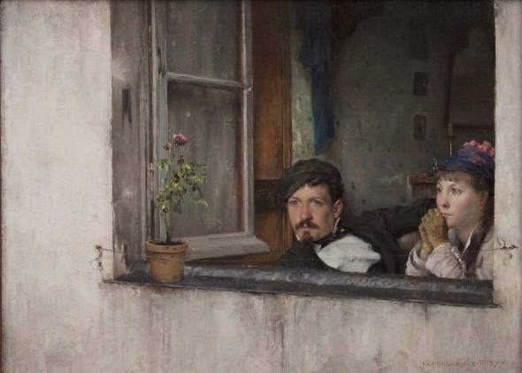 Dagnan-Bouveret-window