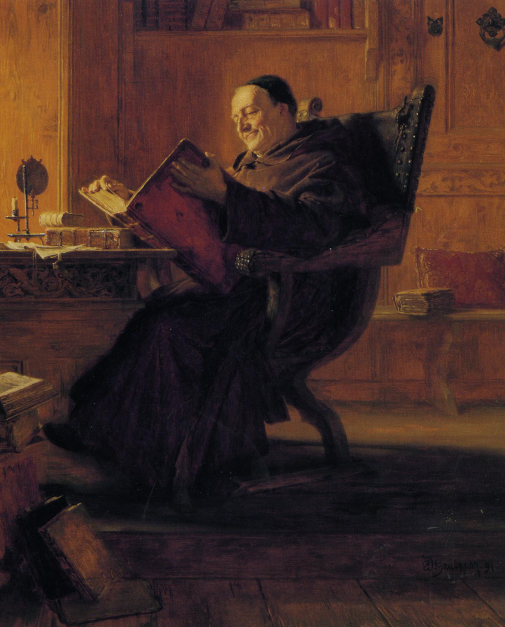 monk_in_library_grutzner