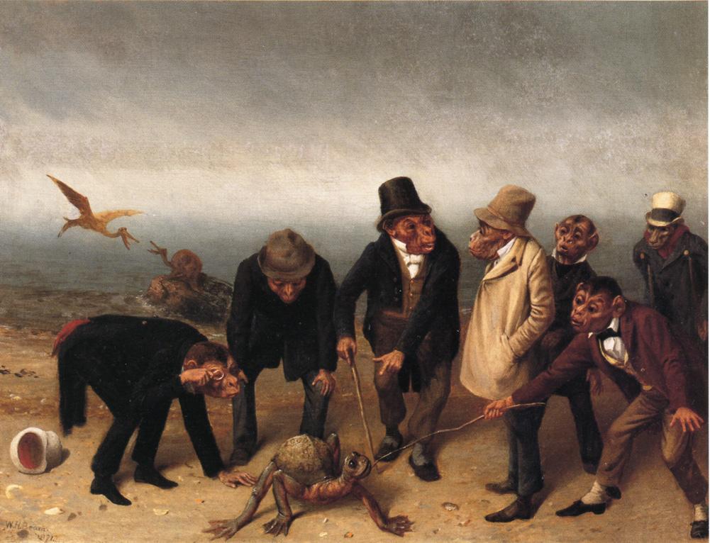 William-Holbrook-Beard-Discovery-of-Adam